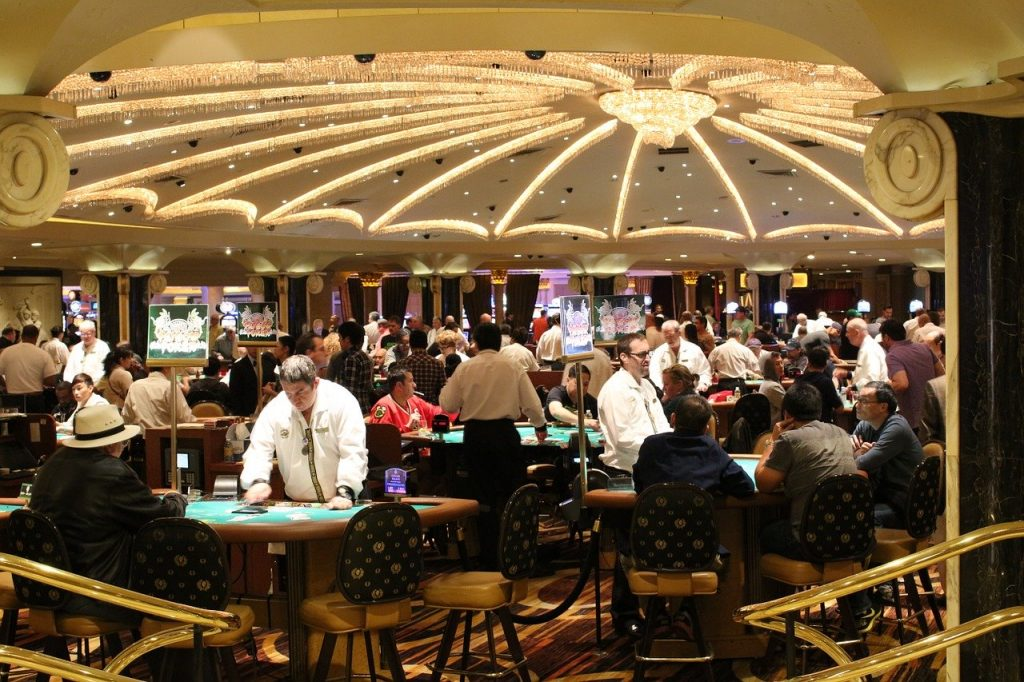 gambling 1024x682 - Everything You Need To Know About Cruise Ship Casinos